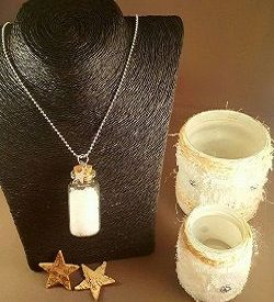 ketting snow bottle